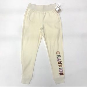 Champion new tags attached women sweat pants!